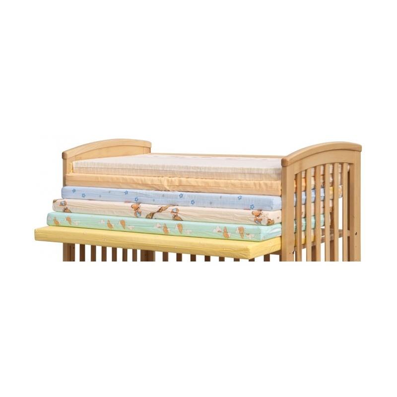 Dětská molitanová matrace barevná   Scarlett   120 x 60 x 6 cm