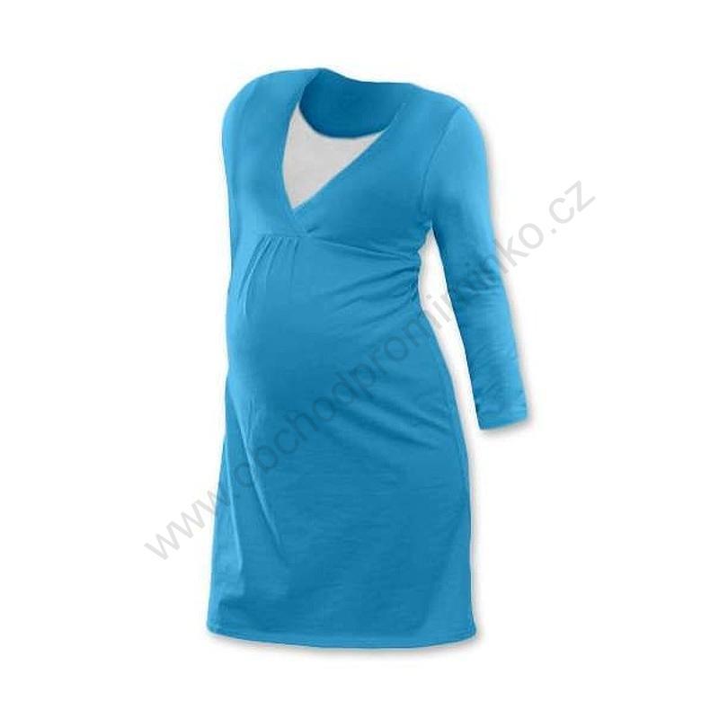 Noční košile pro těhotné a kojící  b8ec3233ad