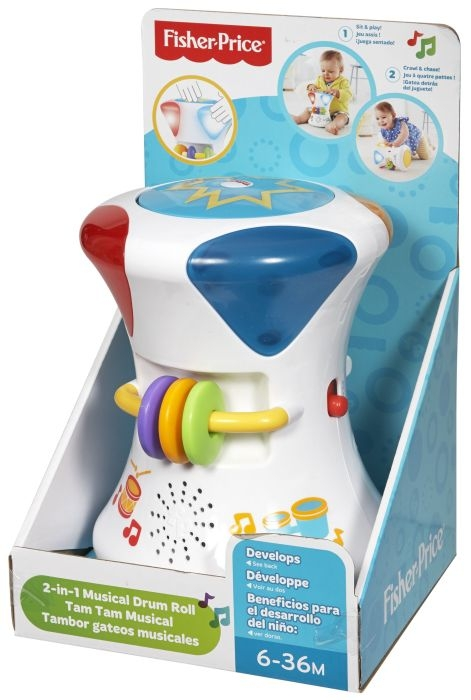 Bubínek 2v1 | Fisher Price | 6m+