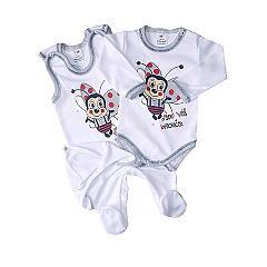 výbava novorozence -  oblečení